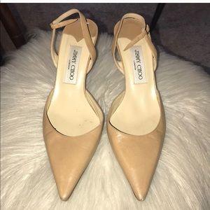 Jimmy Choo Slingback heels 39.5